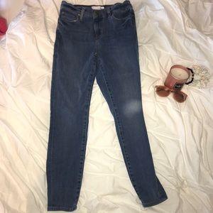 The Loft Skinny Jeans